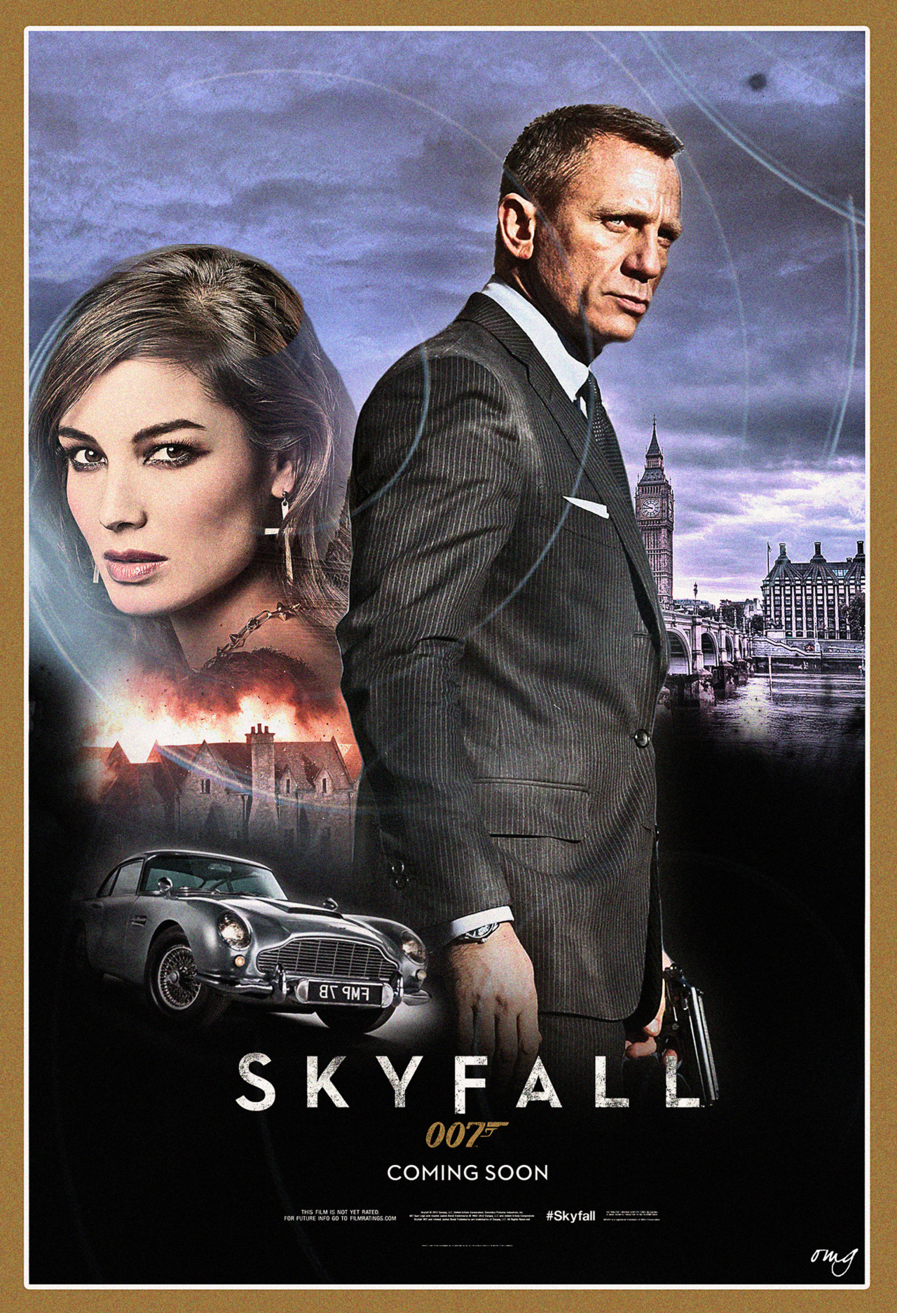 skyfall james bond