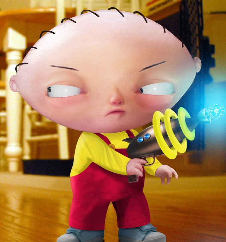 Photorealistic Cartoon Characters